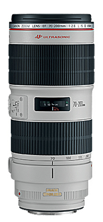Canon 70-200mm f/2.8L IS USM Telephoto Zoom Series II (new)