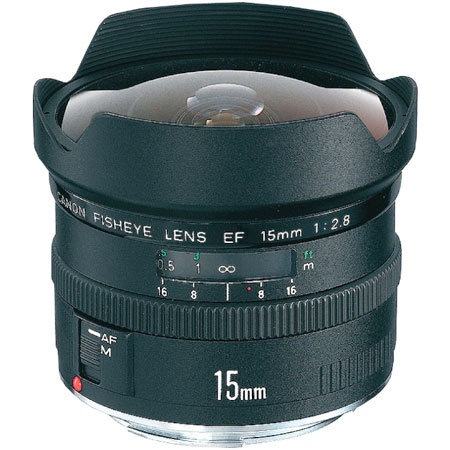 Canon 15mm f/2.8 Fisheye