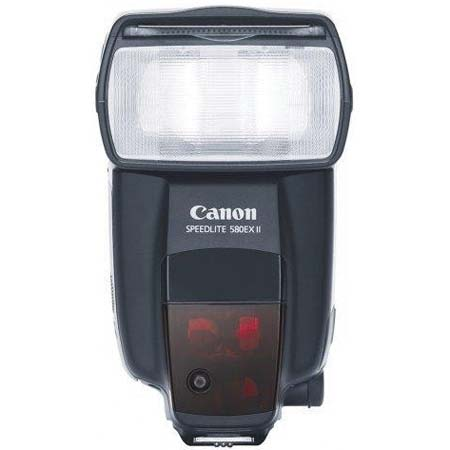 Canon Speedlight 580EX II Flash Unit